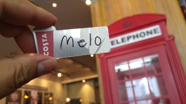 My Barista Name Tag