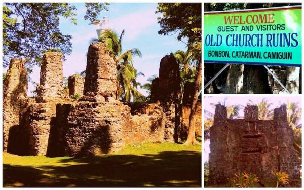 Old Church Ruins