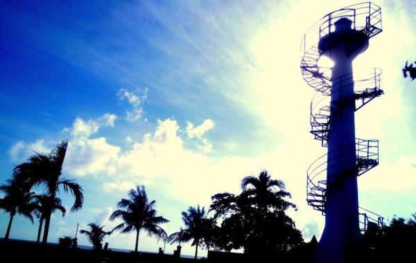 Stairway to the skies in Mambajao