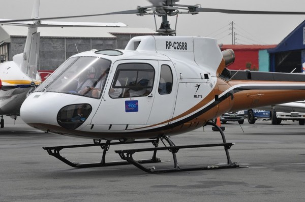 UHOP Chopper for rent