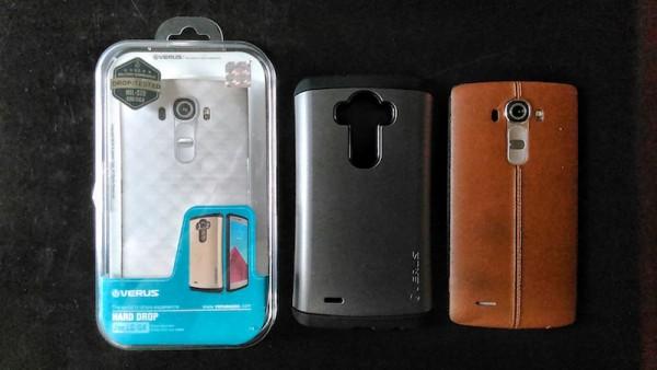 Verus Hard Drop LG G4 Case