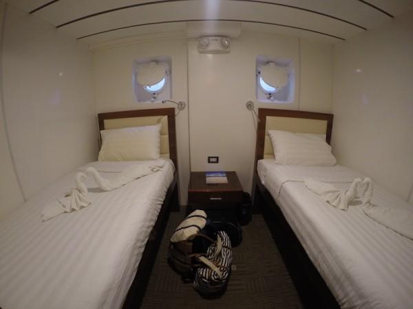 standard room with en suite bathroom