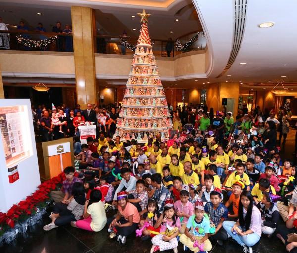 Christmas Charity Tree fund