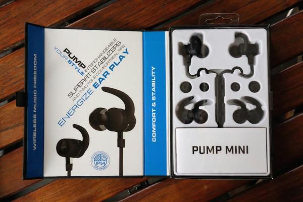 BlueAnt Pump Mini Wireless HD Audio