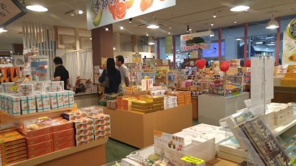 Gamagori Orange Park Shop