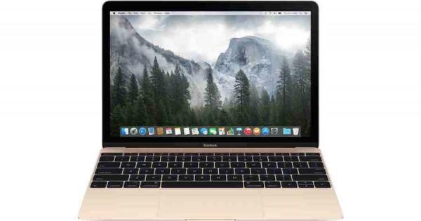 MacBook 2015 the Lightest Macbook