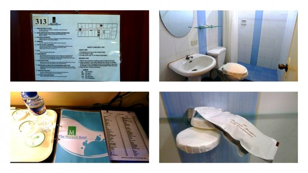 Restroom and other amenities