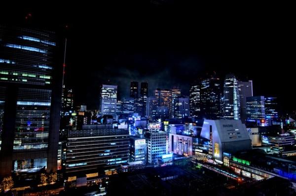 Traveler Event Tokyo Urban Landscape