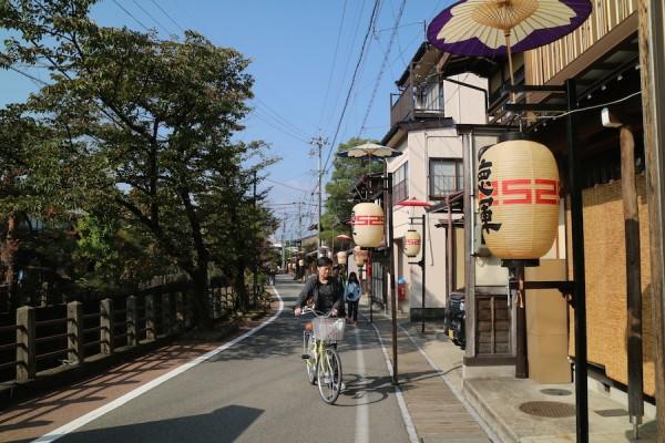 Streets of Takayama