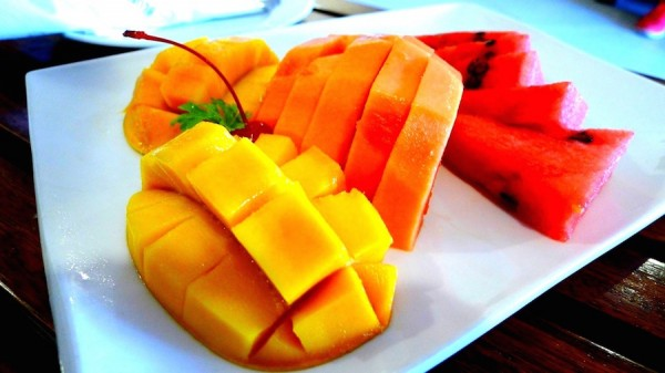 Ready to eat fresh fruits upon arrival