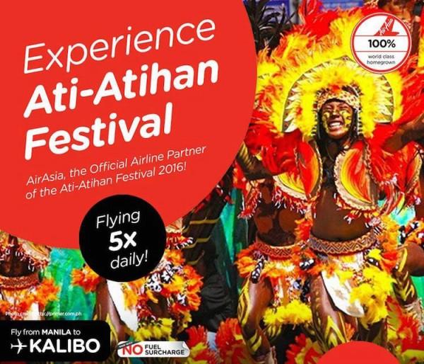 2016 Ati-Atihan Festival