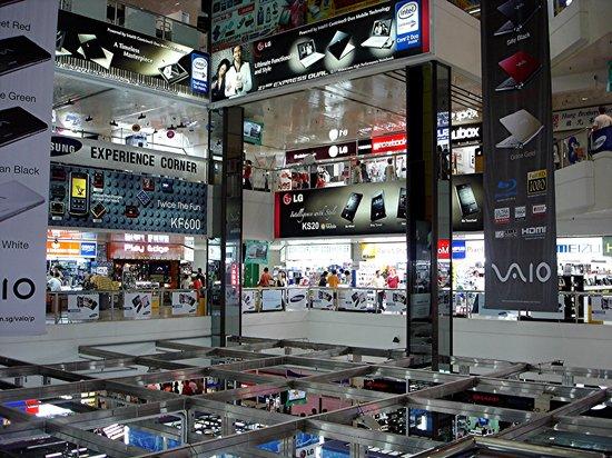 Camera Shops in Sim Lim Square photo via TripAdvisor