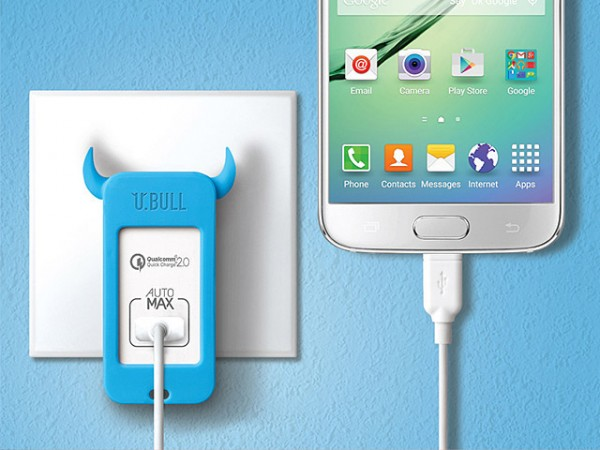 Momax U.Bull QC 2.0 USB Charger