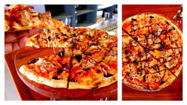 Pizza al Pigafetta