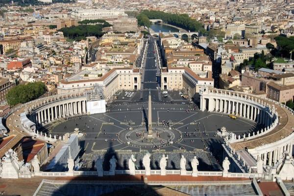 St Peter Square Vatican City