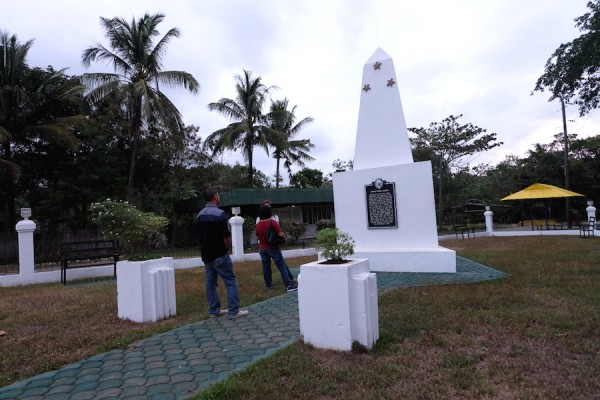 Iwahig Prison Colony Monument