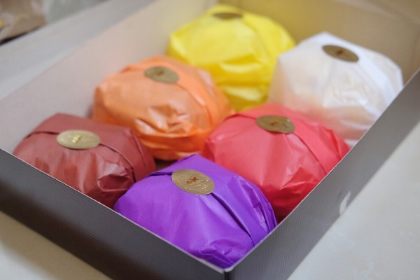 Assorted Ensaymada from Baby Pat Breads and Pastries