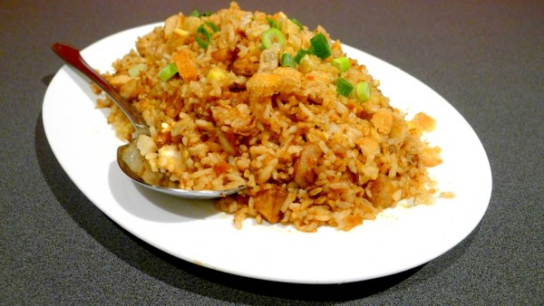 Five Pork Fried Rice at PHP230