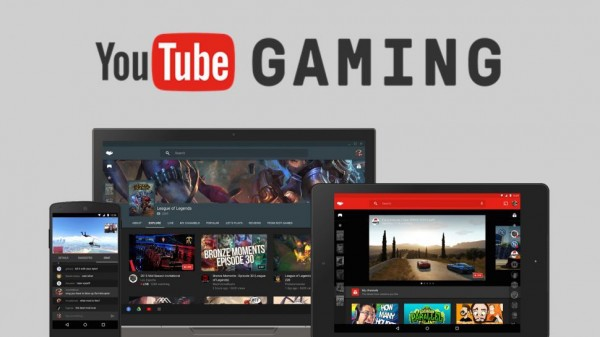 Youtube Gaming on your Gadgets