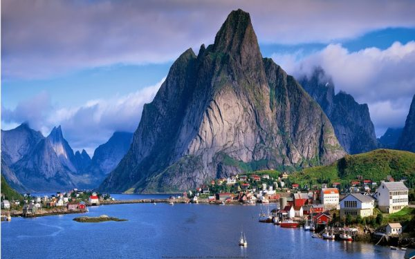 places in Scandinavia