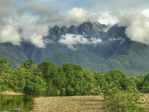 Mount Guiting-Guiting from a distance – Ajie Masuba