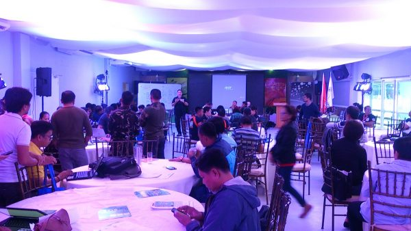 Day 2 of the ICT Bayanihan Summit with the continuation of the simulation exercise in full swing