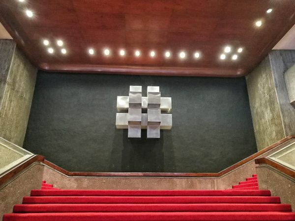 This untitled artwork by Arturo Luz was installed inside #PICC even before the word #hashtag was coined
