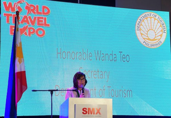 Representing President Rodrigo Duterte, DOT Secretary Teo articulated the government's aspirations for the tourism industry to ultimately contribute to the country's economic growth and the people's welfare.
