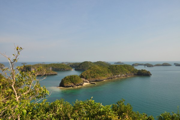 Hundred Islands in Alaminos Pangasinan - Out of Manila Road Trip Destinations