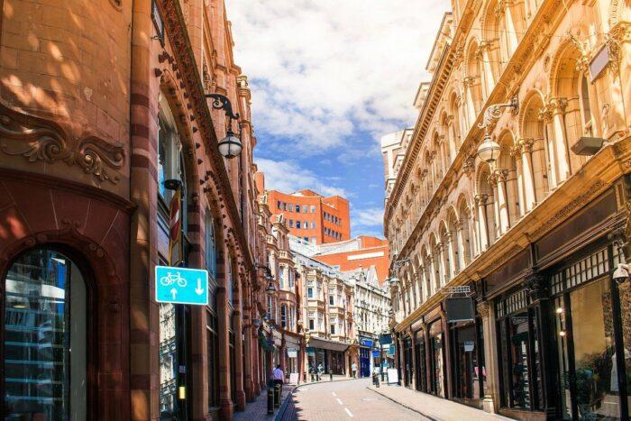 Birmingham photo via Pixabay