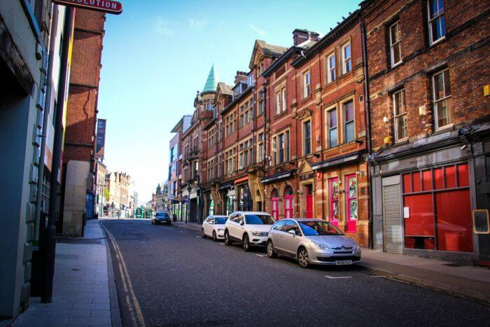 Leeds UK by Gary Butterfield via Unsplash