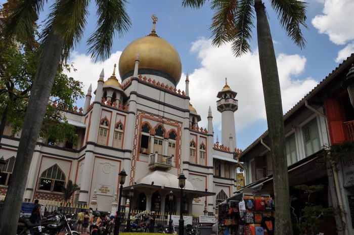 Singapore's largest Mosque