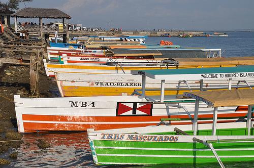 Boat Rental in Lucap