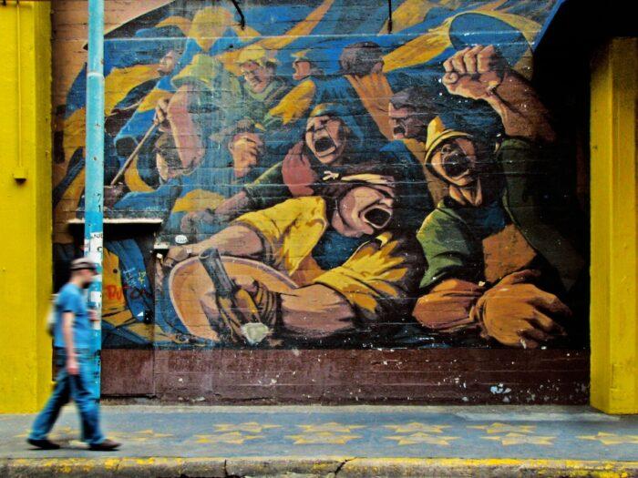 La Boca Buenos Aires by @eduardoequis via Unsplash