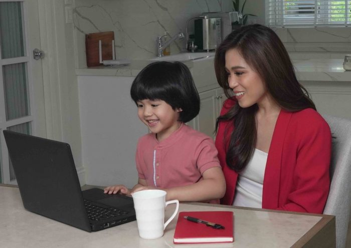 PLDT Home Do It Better - Toni and Seve Soriano