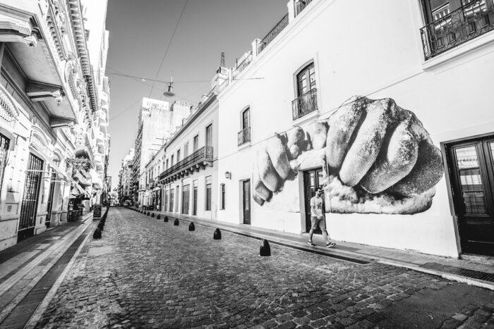 San Telmo Buenos Aires photo by @raflfc via Unsplash