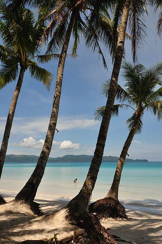 Cagban Beach hidden beaches of Boracay Island