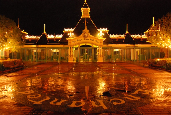 Enchanted Kingdom Rainy Days