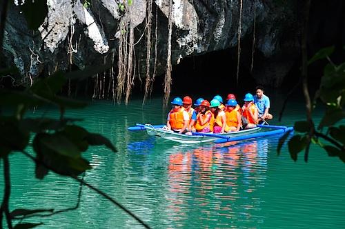 Puerto PrincesaPalawan Underground River Tour