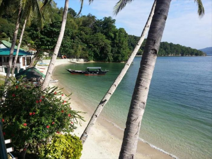 Encenada Beach Resort Puerto Galera Philippines