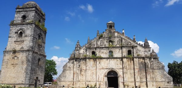 Travel Guide to Paoay Church