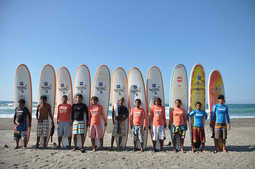 La Union Local Surf Instructors
