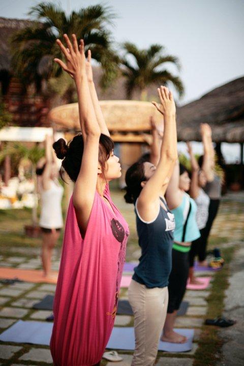 Vinyasa Yoga in La Union