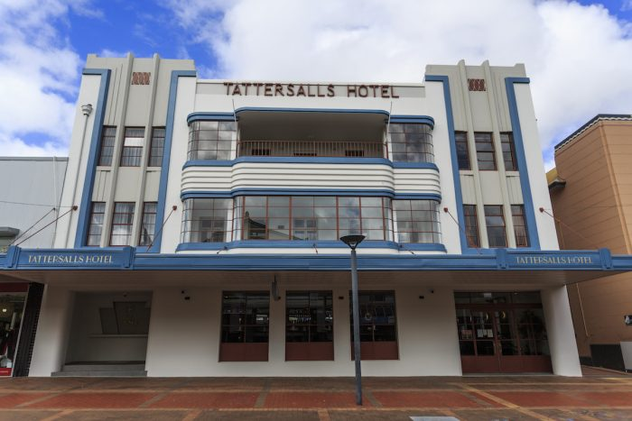 Tattersalls Hotel Armidale photo via Depositphotos