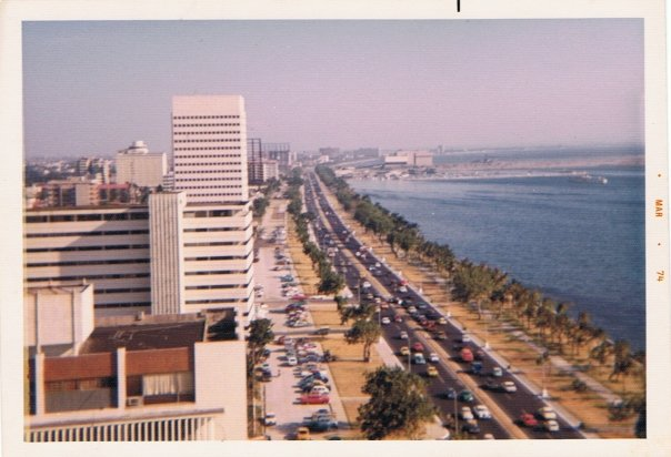 Image result for roxas blvd 1950