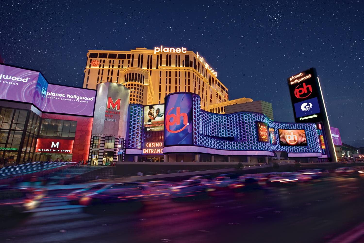 Planet hollywood casino review tropicana casino and resort atlantic city new jersey