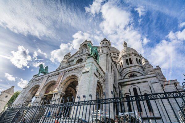 Sacred Heart Basilica of Montmartre