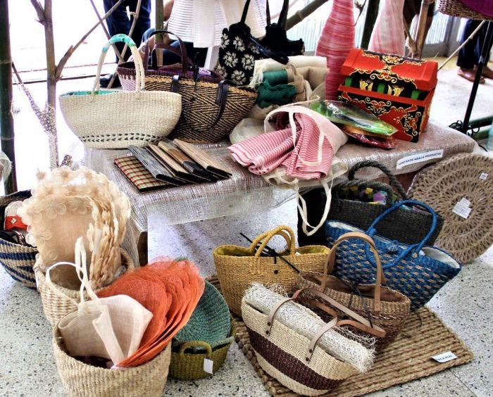 Catanduanes Export-quality abaca products