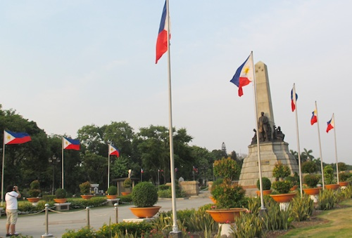 in my memory of my town jose rizal