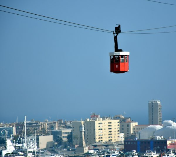 Barcelona Port Vell Aerial Tramway
